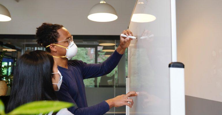 Estratégia empresarial pandemia