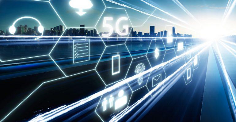 5G transformação digital